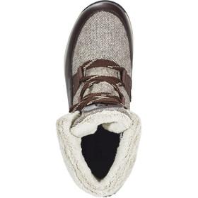 Salomon Heika CS WP Shoes Dame black coffee/cinder/black